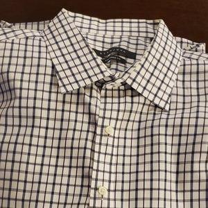 Sean John-long sleeve button down shirt